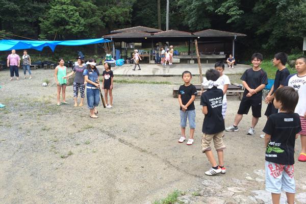 サマーキャンプ2014