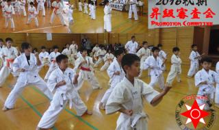 2016秋期昇級審査会